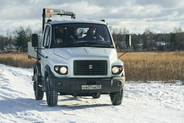 ГАЗ «Ермак»
