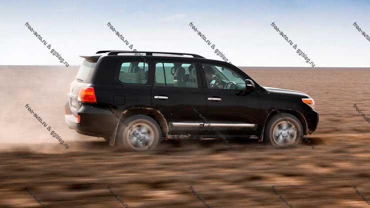 Land cruiser 200 2012