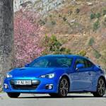 Subaru BRZ, тест-драйв.
