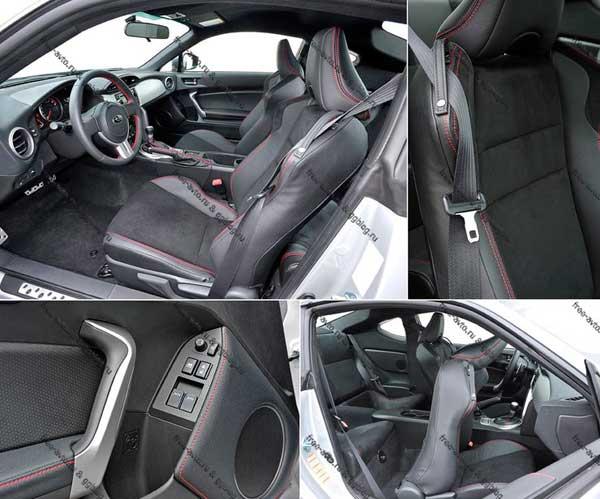 Фото Subaru BRZ 2012 тест драйв фото.
