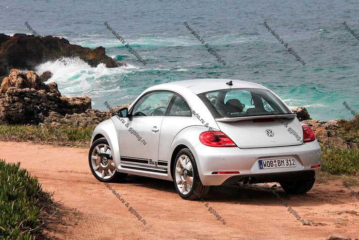 НовÑ‹й beetle 2012