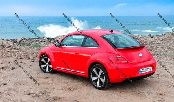 New beetle 2012