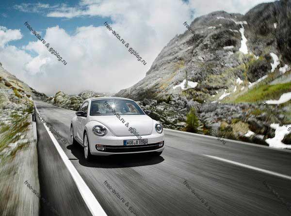 Beetle 2012 обзоÑ€