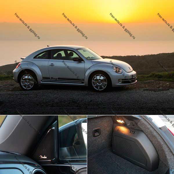 New beetle 2012 цена