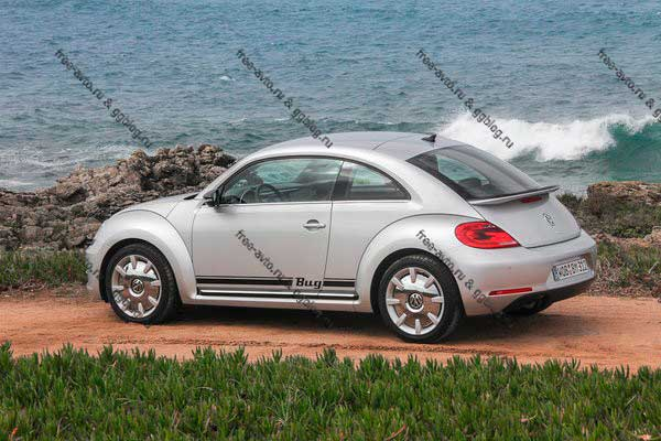 Volkswagen new beetle 2012