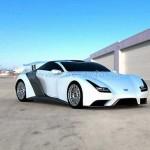 Новый конкурент Bugatti Veyron.
