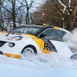 Новый Opel Adam R2.