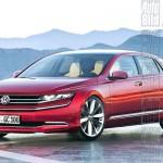 Новый Volkswagen появится через два года.