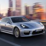 Porsche представил новый автомобиль Panamera.
