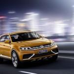 Новый внедорожник Volkswagen.