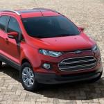 Новый автомобиль марки Ford.