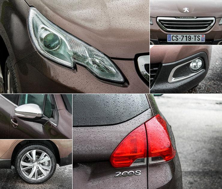 Новый Peugeot 2008. |