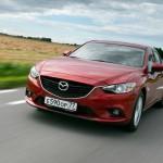 Автомобиль Mazda 6 2.5
